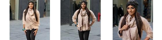 miniatuur scarf
